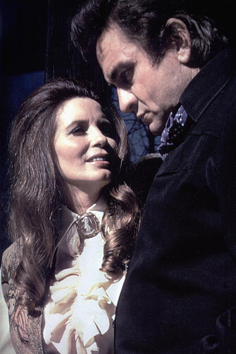Johnny and June unconditional love