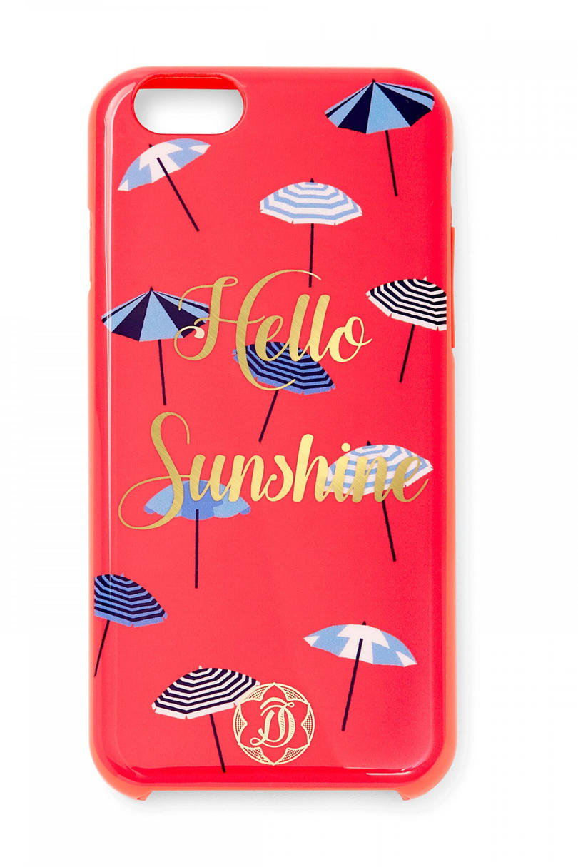 Hello Sunshine Phone Case
