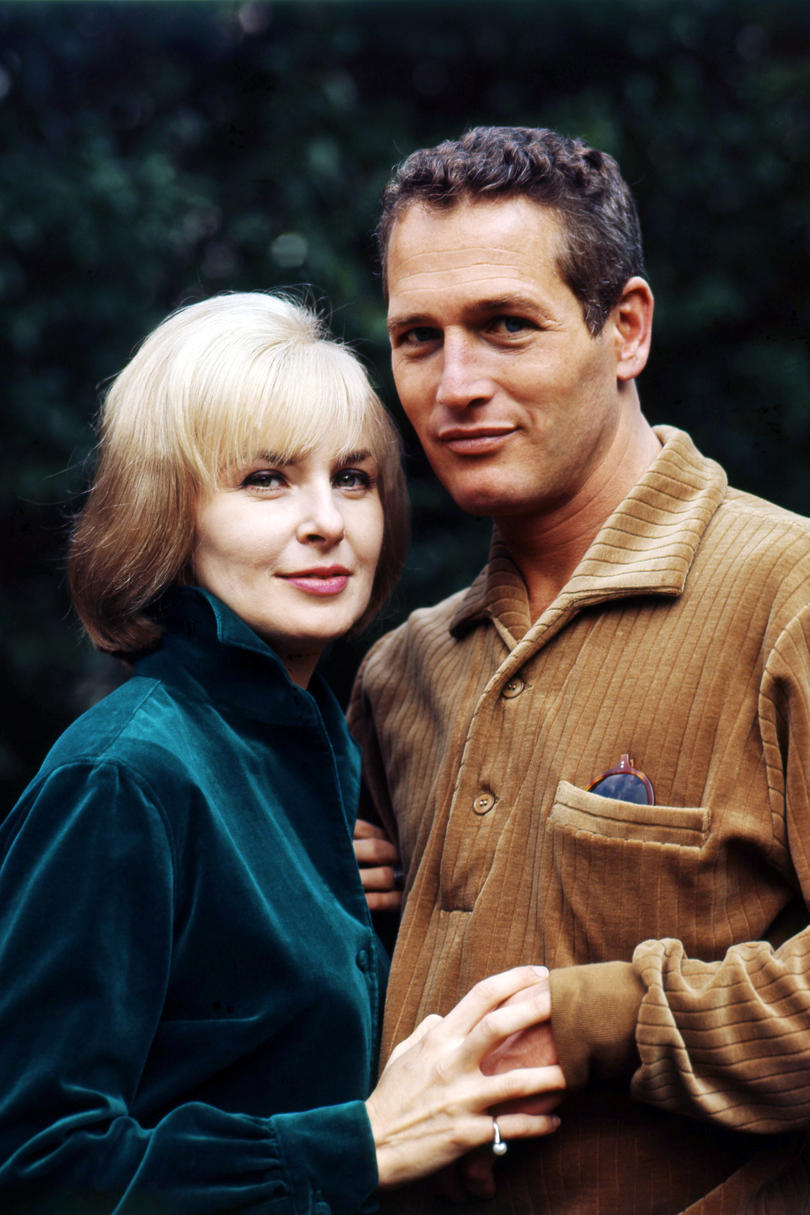 Best southern love stories of all time southern living for Paul newman joanne woodward love story