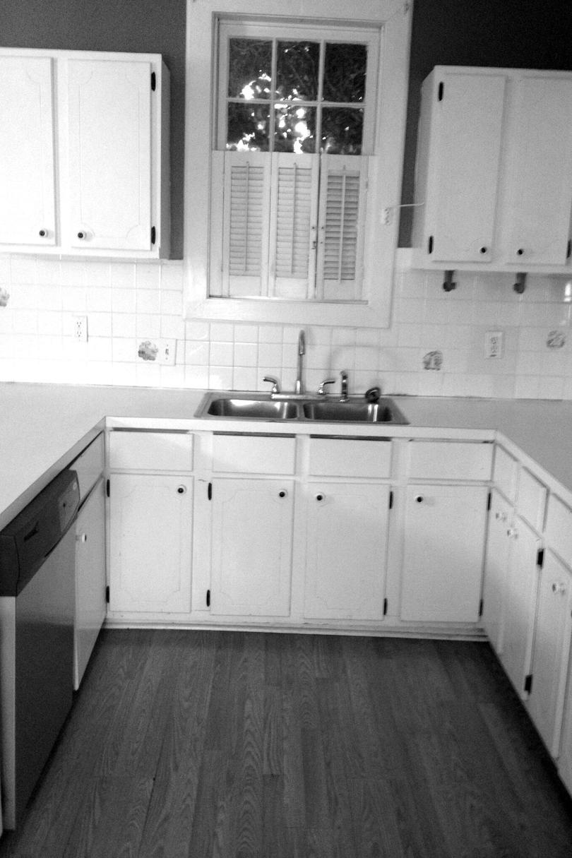 Charleston Victorian Kitchen Before