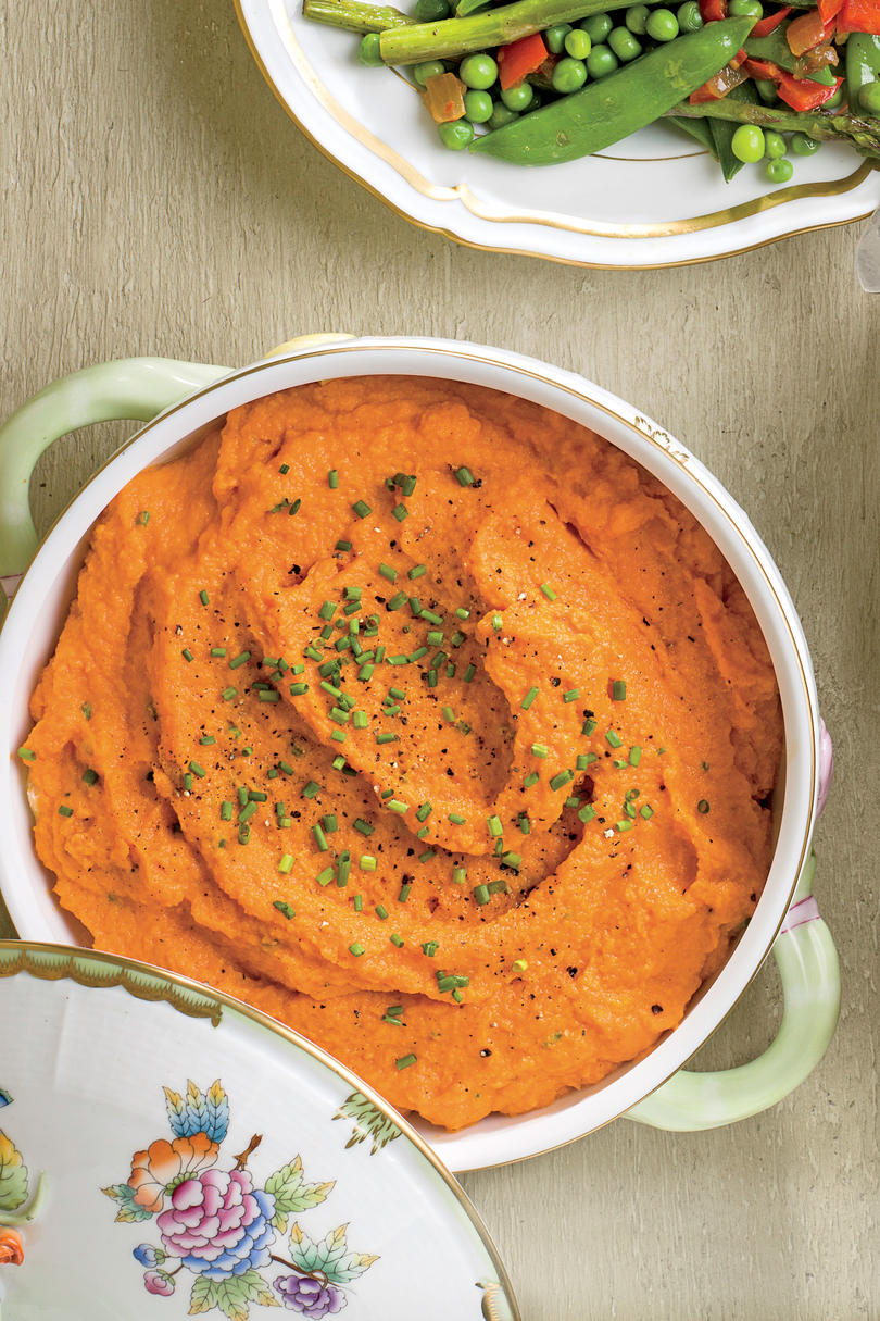 Easy-Does-It Mashed Sweet Potatoes