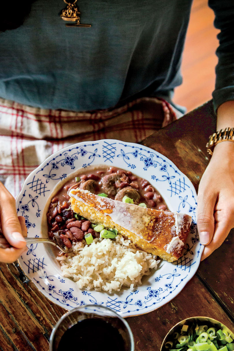Emily's Red Beans and Rice