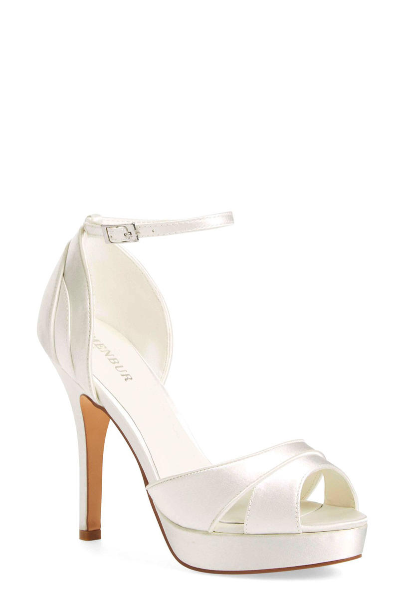 Southern Living Ivory Cassandra Nordstrom Wedding Shoes