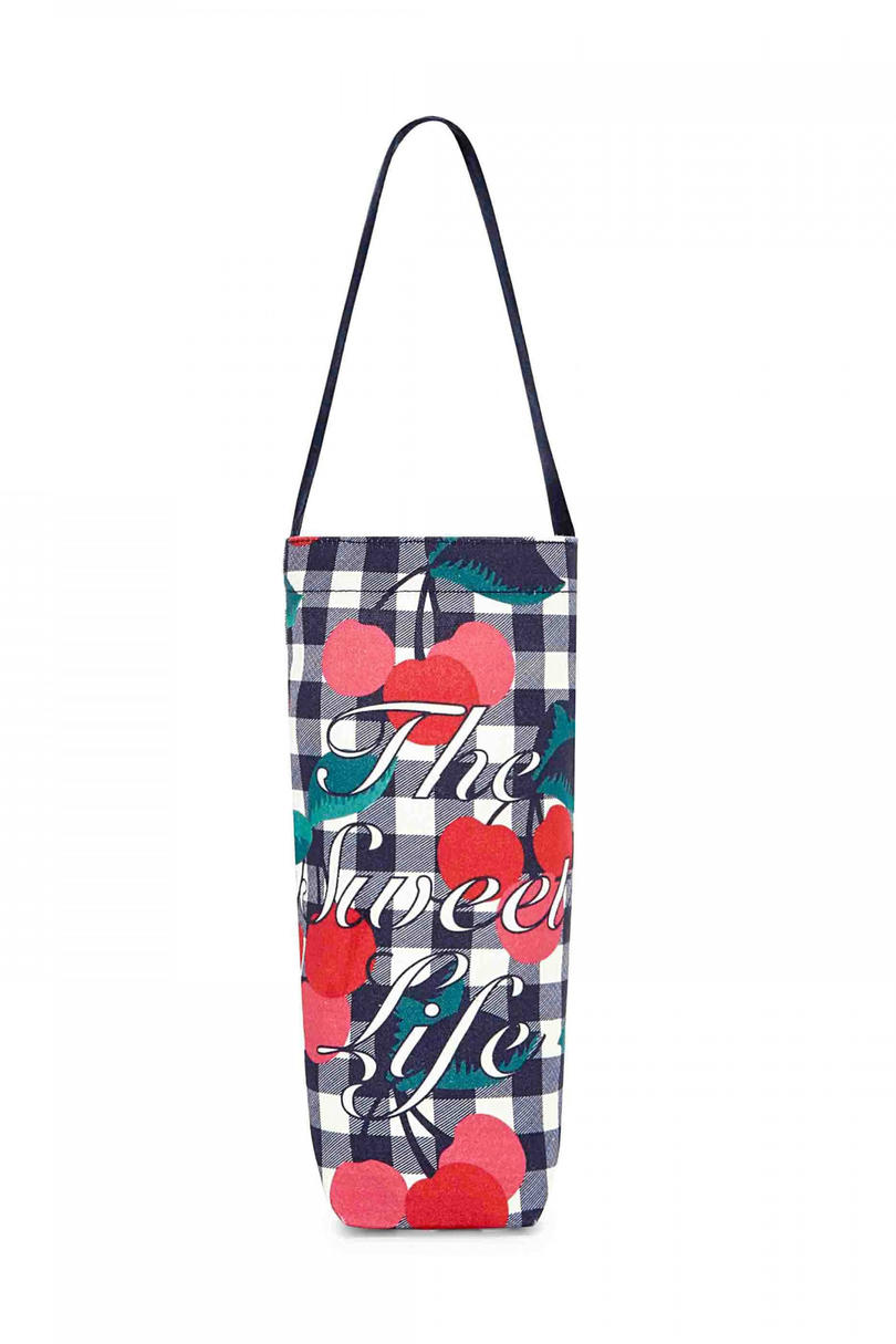 RX_1701 Draper James Cherry Wine Tote