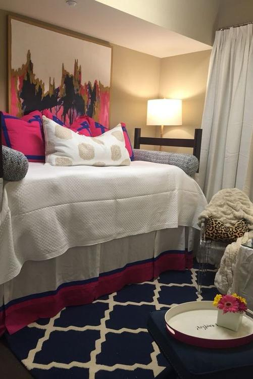 Small Dorm Room Ideas: Our Favorite Southern Dorm Rooms On Pinterest