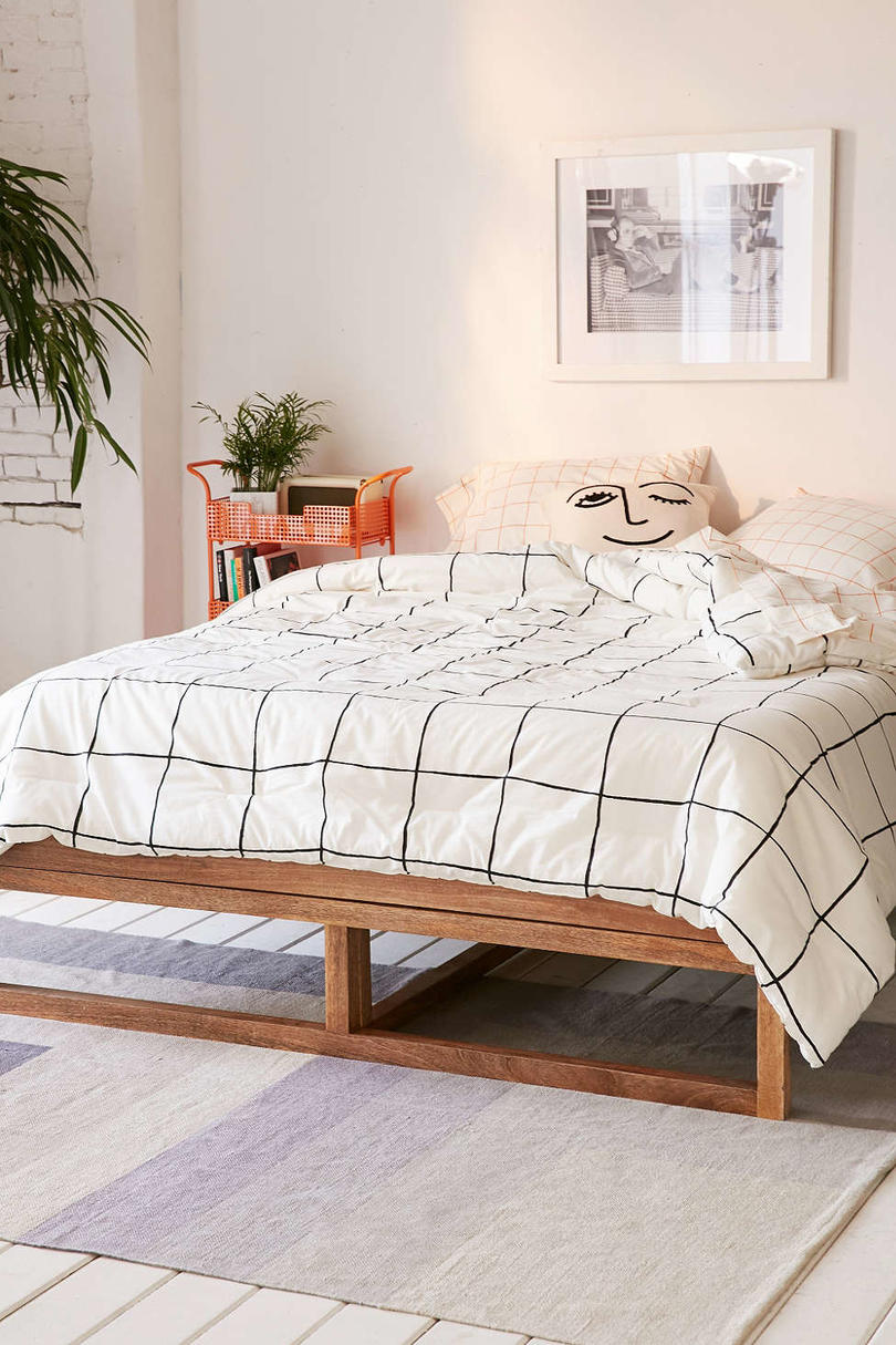 Wonky Grd Comforter Snooze Set
