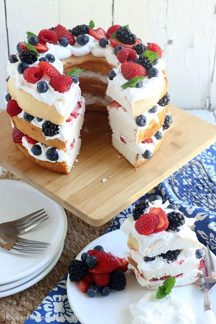 Fourth Of July Cake Ideas Southern Living