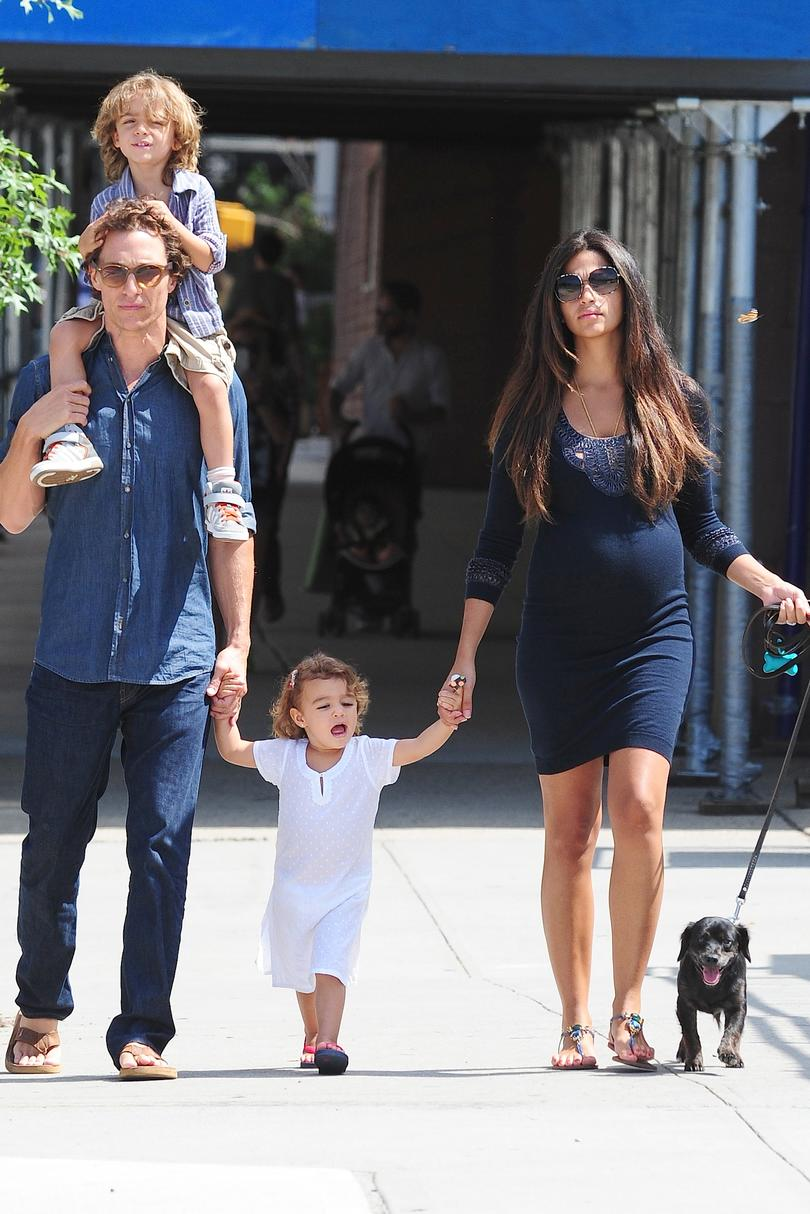 Matthew McConaughey Mom Quotes moved to Austin