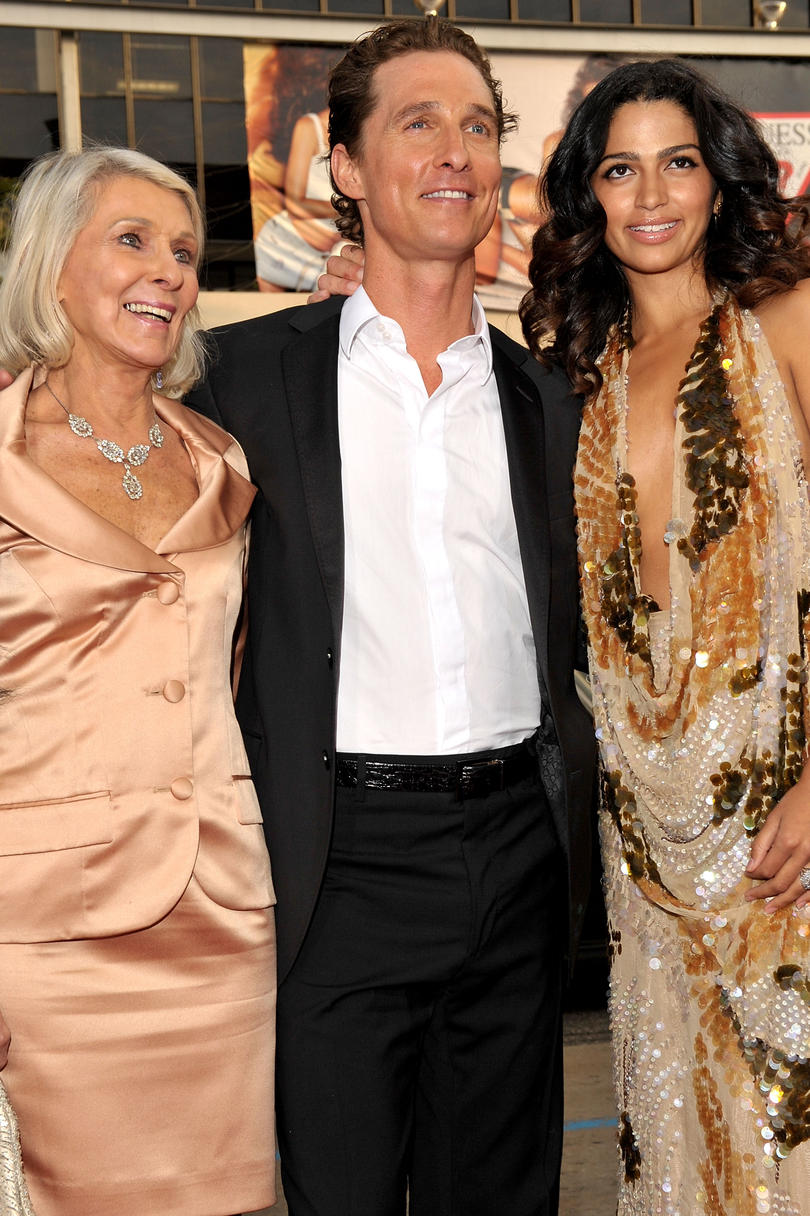 Matthew McConaughey Mom Quotes her spirit