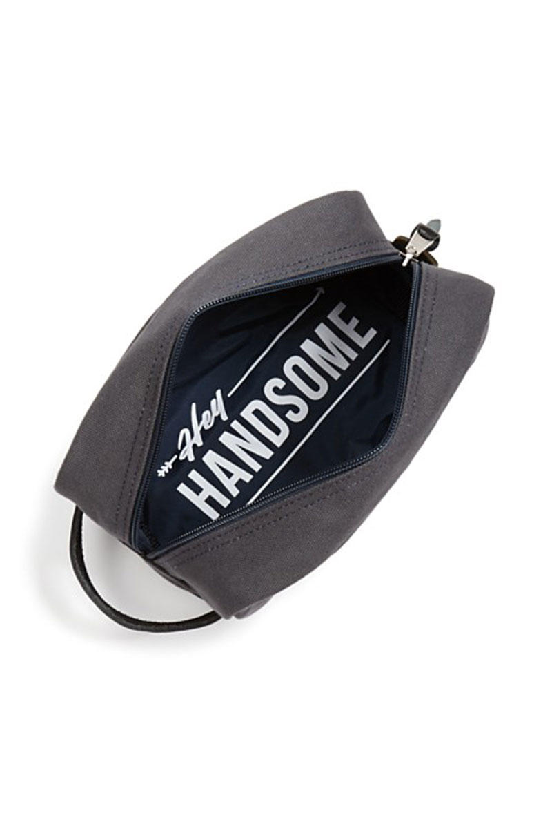 Hey Handsome Toiletry Bag