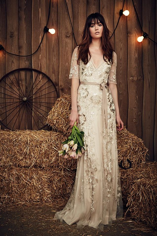 The Top Wedding Trends for 2017 Sparkles