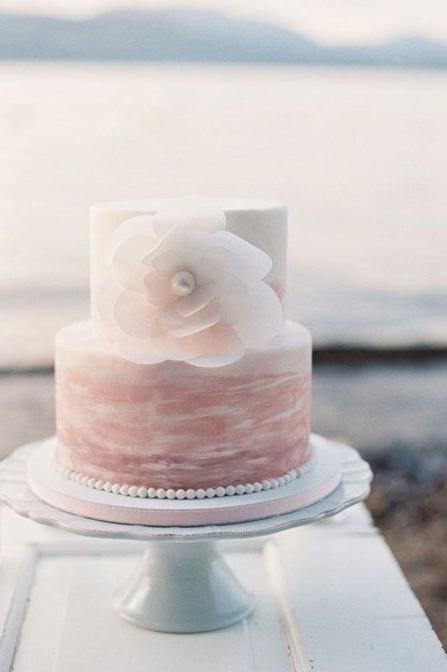 RX_1702_watercolor Wedding Cakes_Pretty in Pink