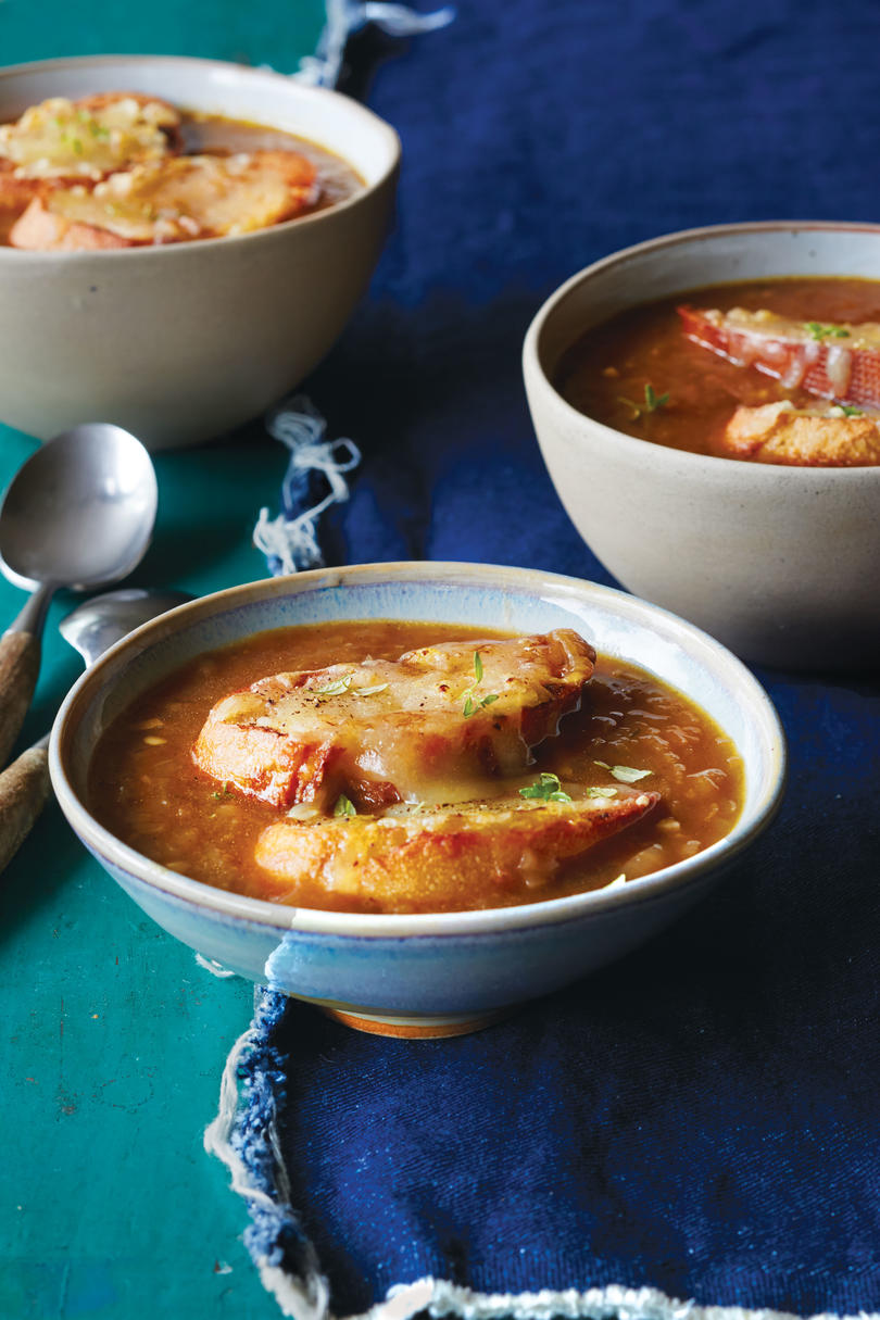 Vidalia Onion Soup
