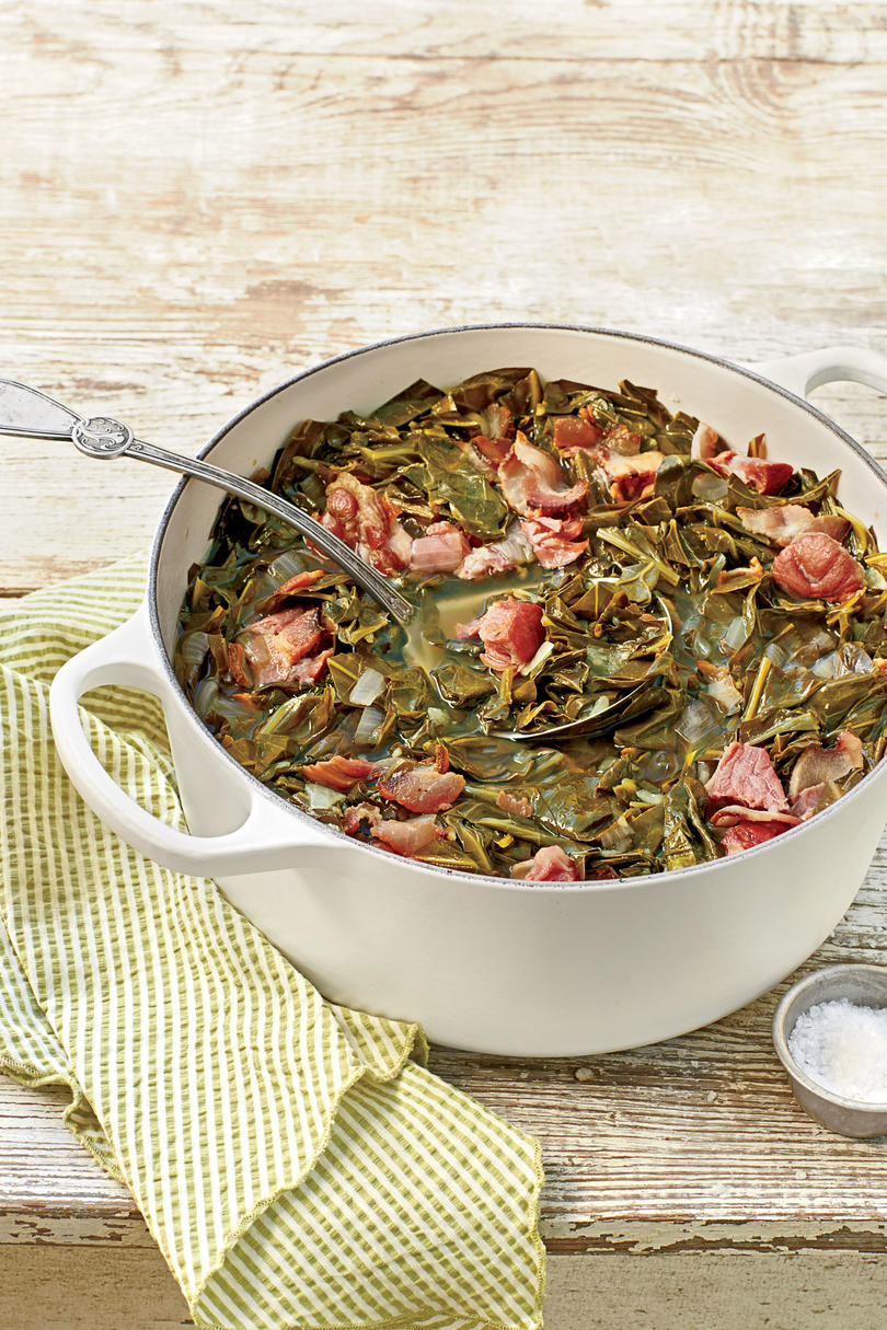 The Ultimate Classic Collards