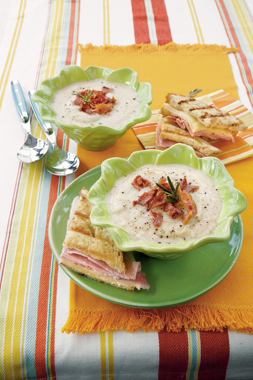 Parsnip-and-Pear Soup