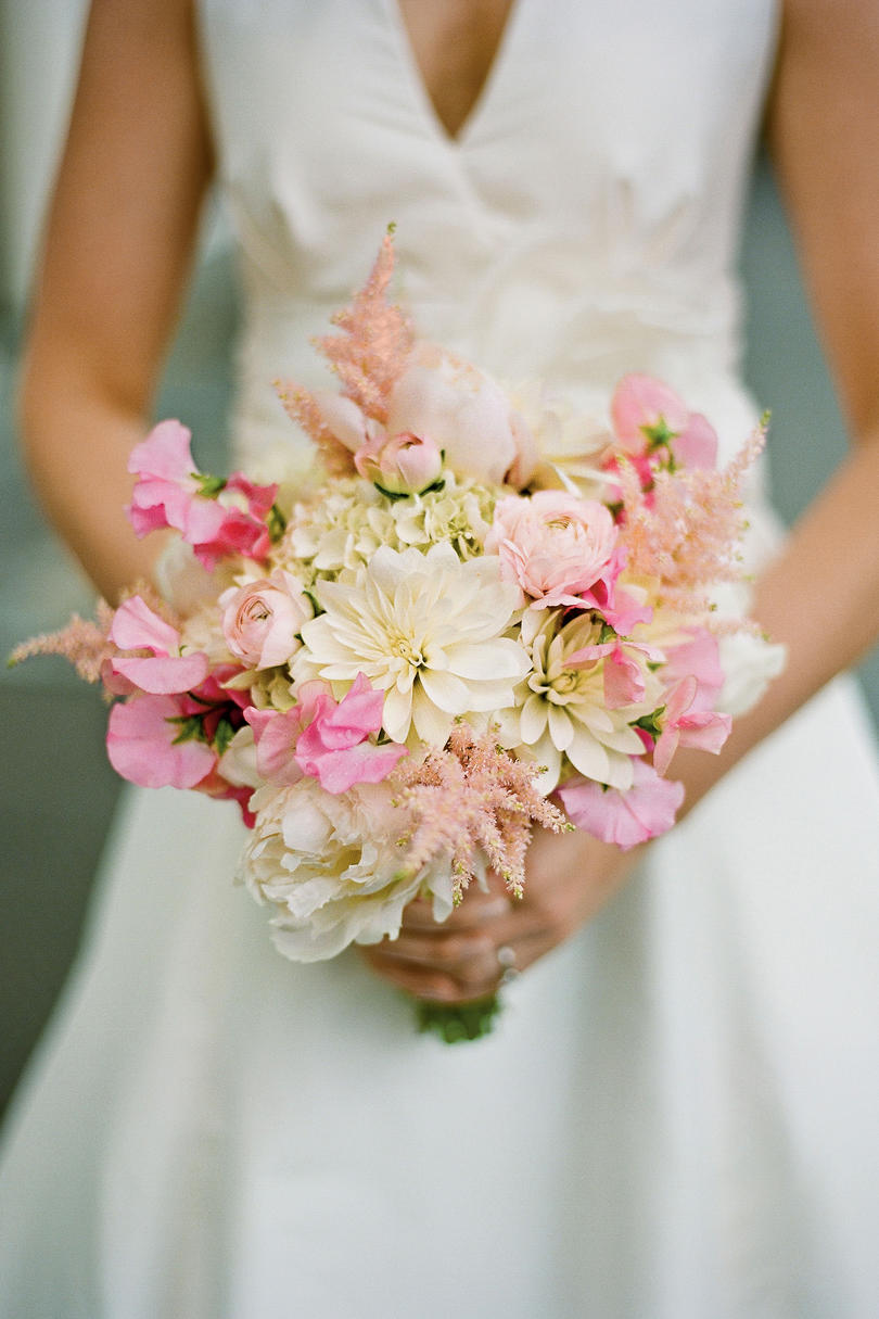 3. Plan the Perfectly Pink Bouquet