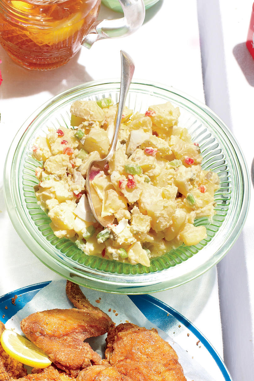 Shout Hallelujah Potato Salad