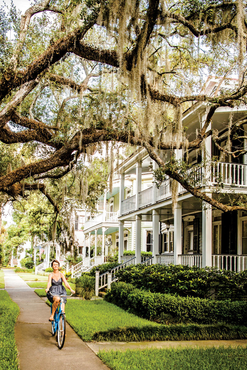 2. Beaufort, South Carolina
