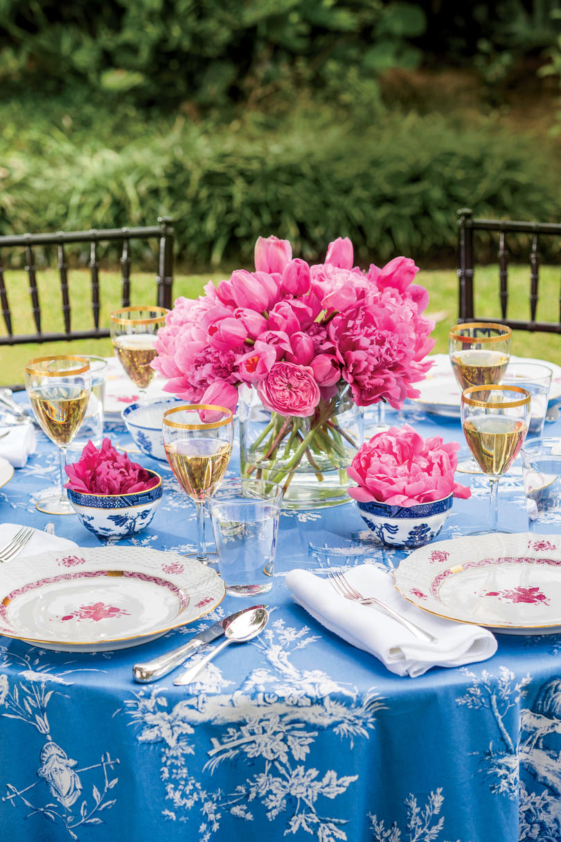 40 Easter Table Decorations And Centerpieces For Spring Southern