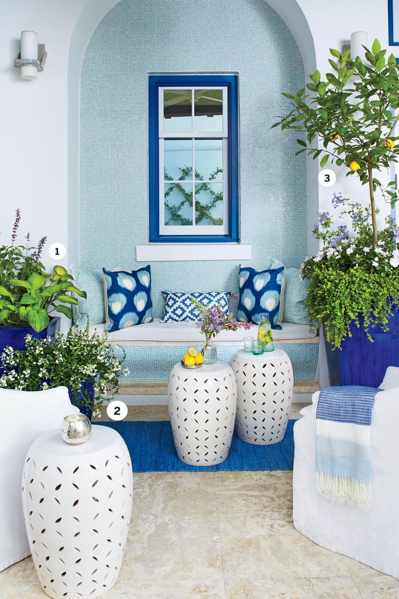 3 Florida-Inspired Container Gardens - Southern Living