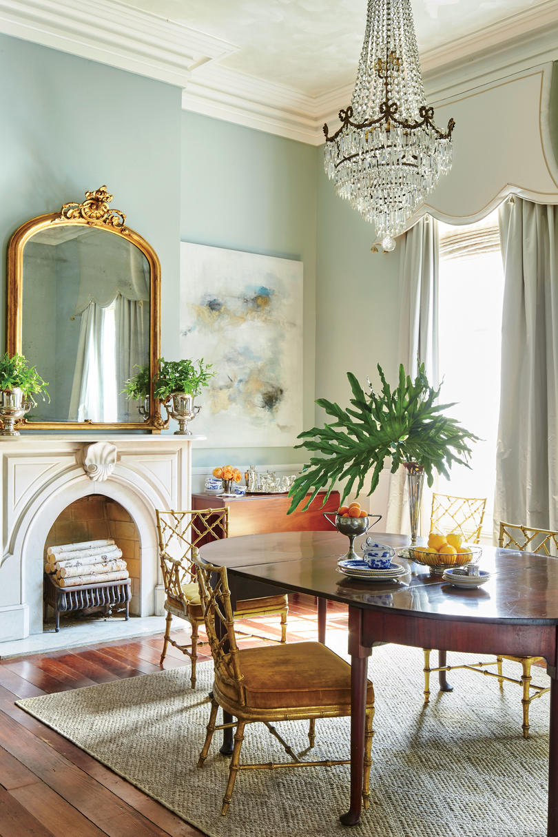 Elegant Kaynor Home In New Orleans