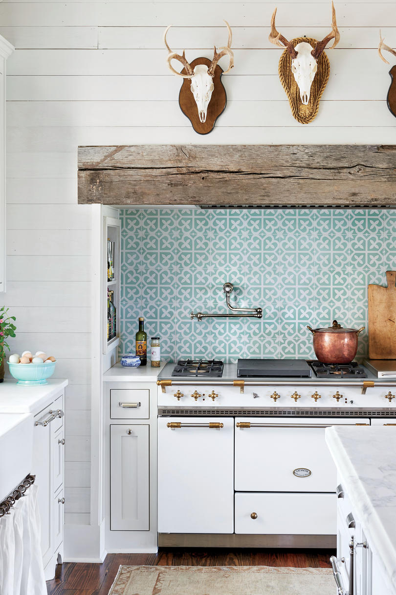 The Farmhouse of Our Dreams All Started With a Single Instagram Post - Southern Living