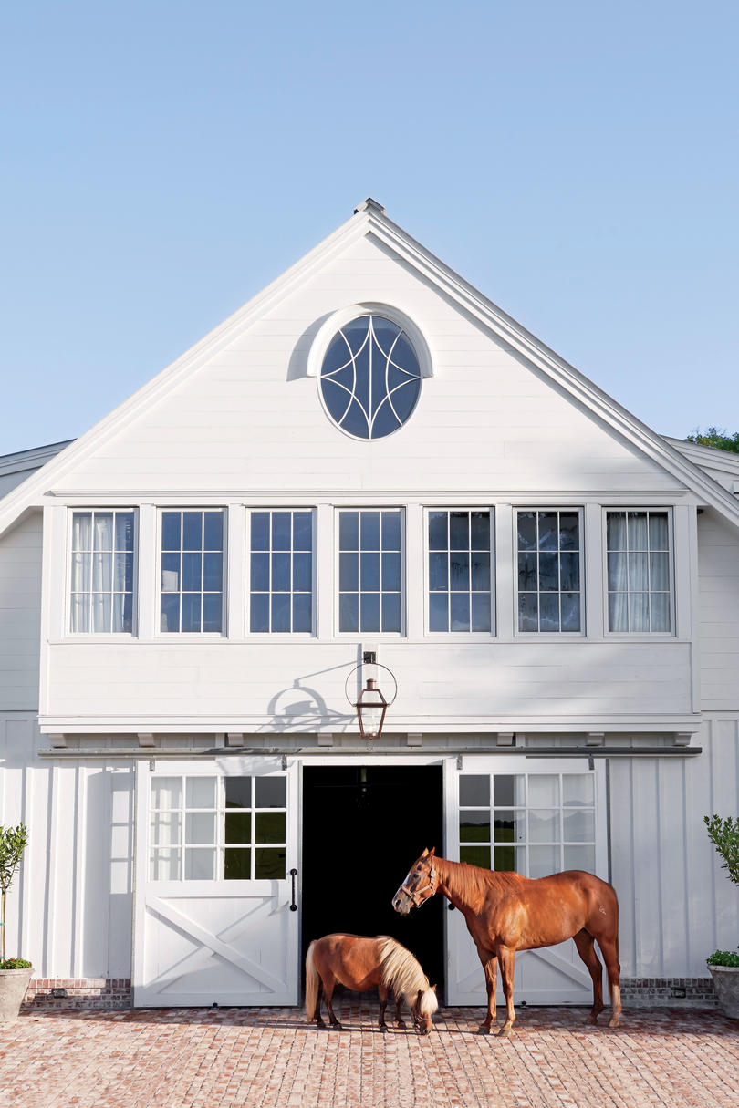 Colbert Farmhouse Stables with Horses in Dothan, AL