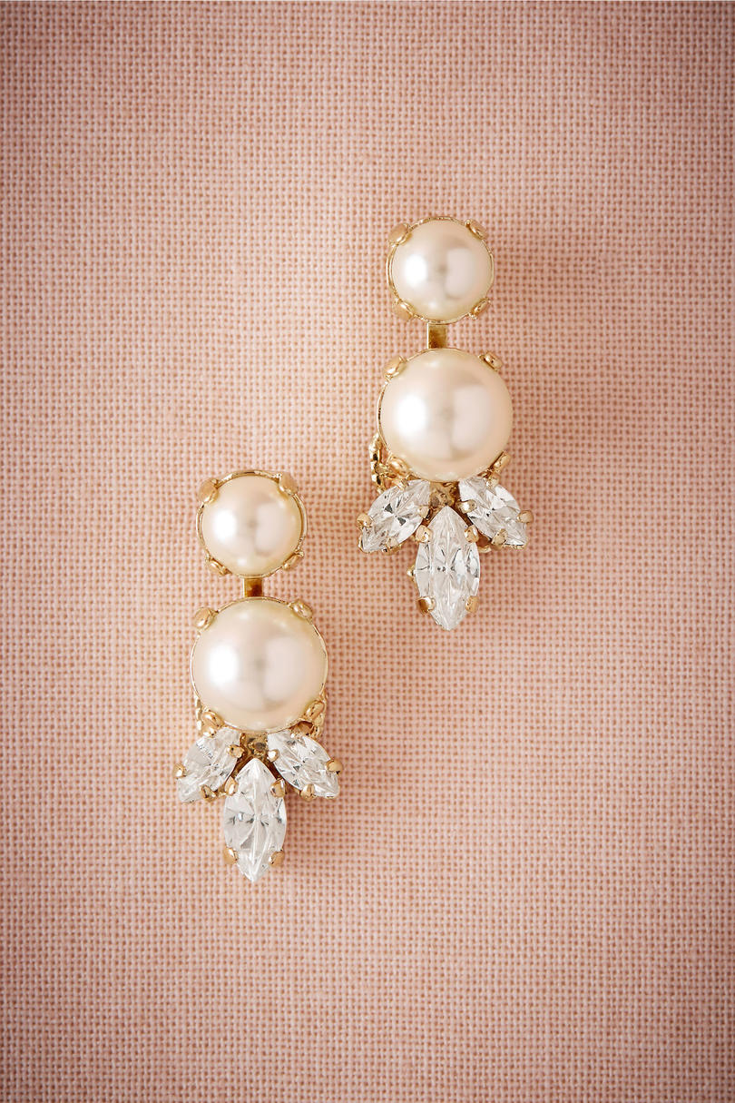 Pearl Cirque Earrings