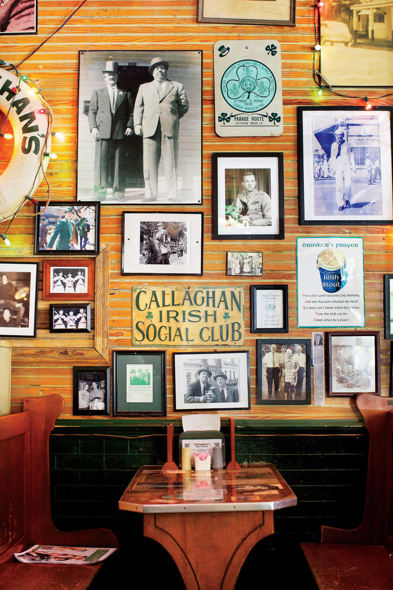 Callaghan's Gallery Wall