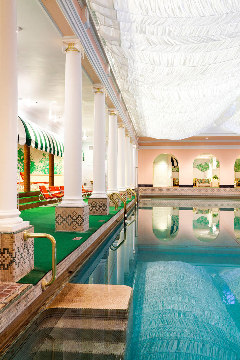 8. The Greenbrier