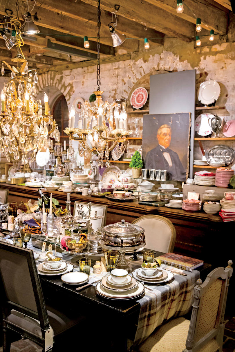 The Paris Market & Brocante Interior Goods