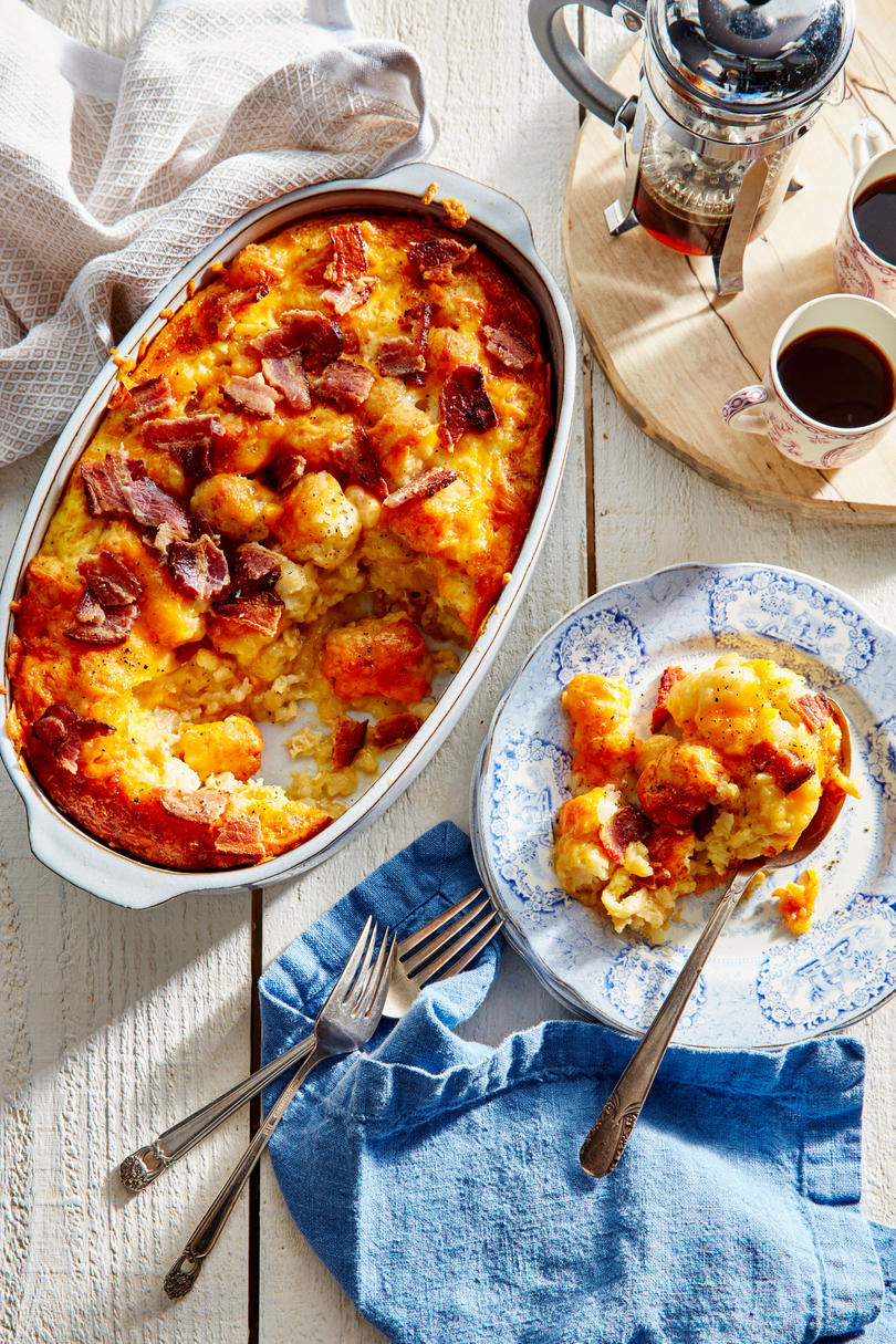 Tater Tot Breakfast Bake