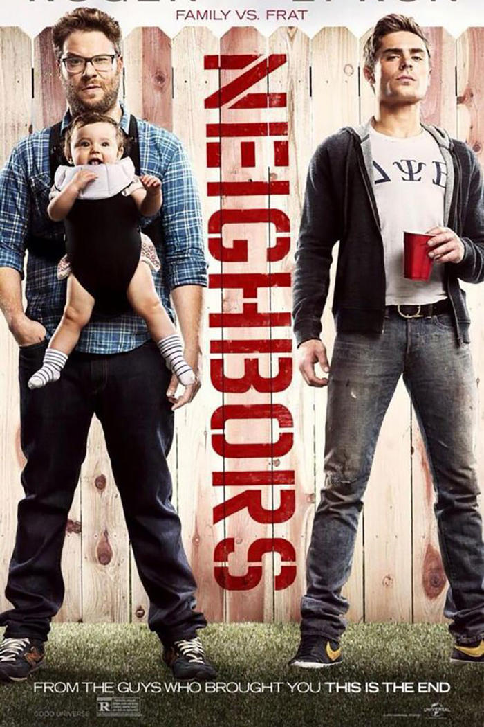 Neighbors and Neighbors 2: Sorority Rising