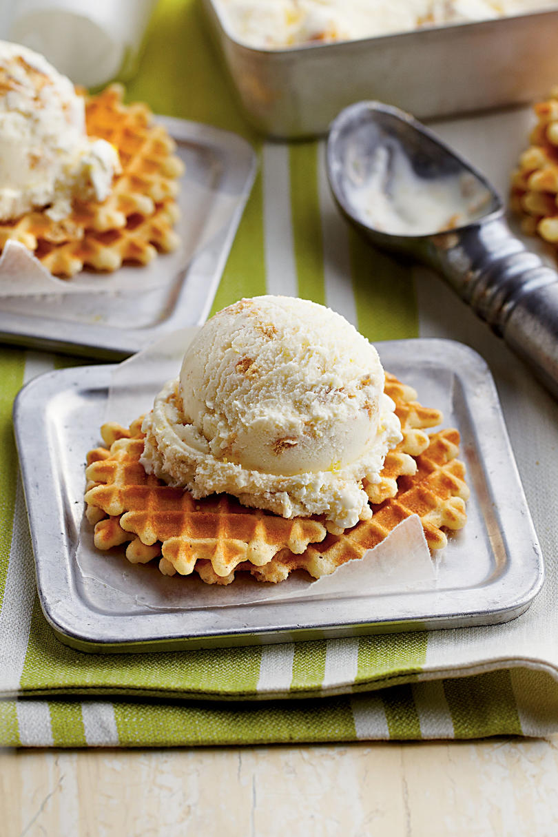 Lemon Icebox Pie Ice Cream
