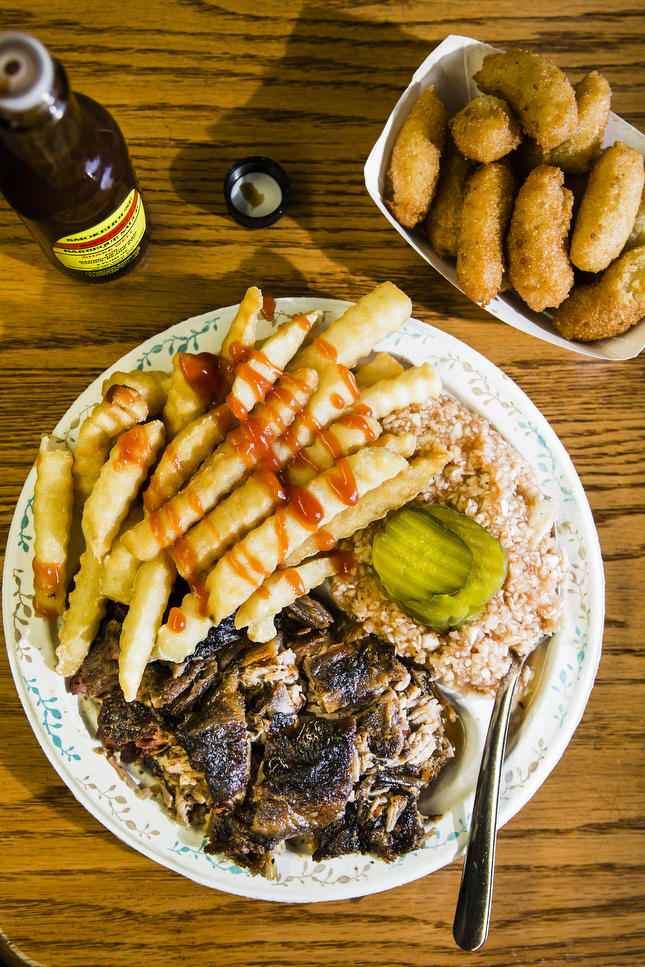 North Carolina: Lexington BBQ