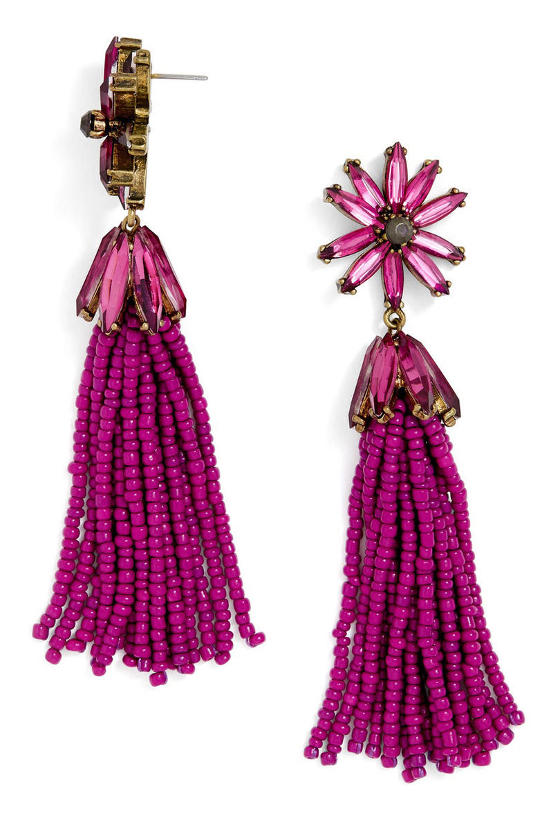 Monet Tassel Drops