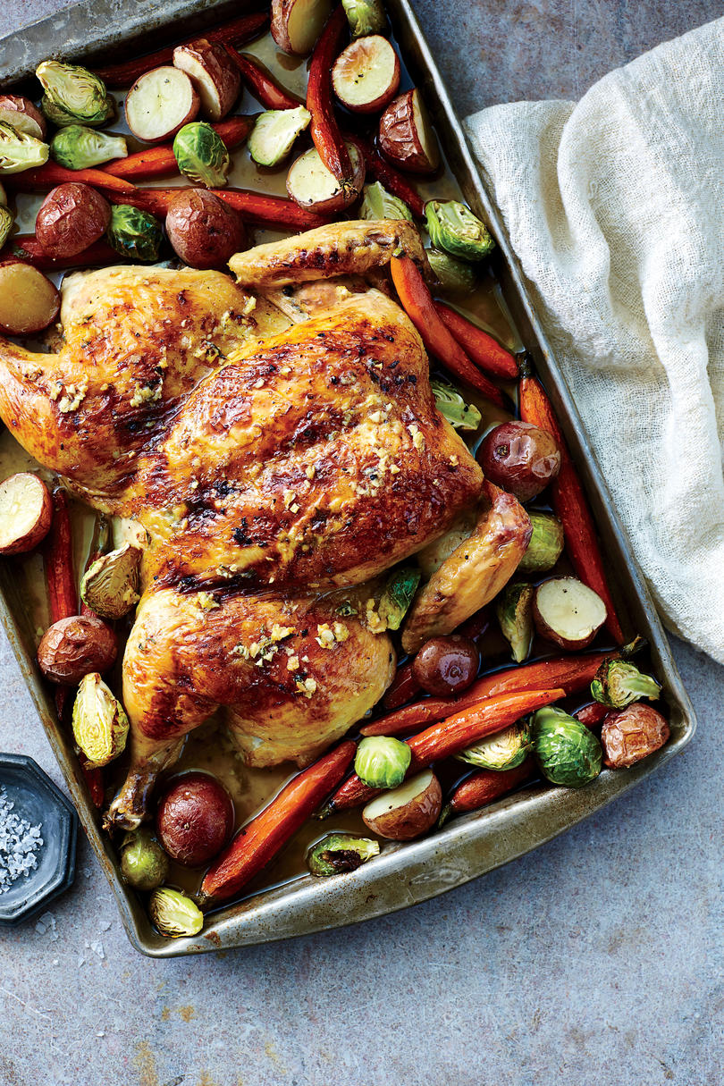 Roast Chicken Recipes for Every Night of the Week