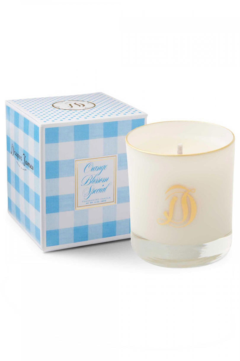 Draper James Orange Blossom Candle