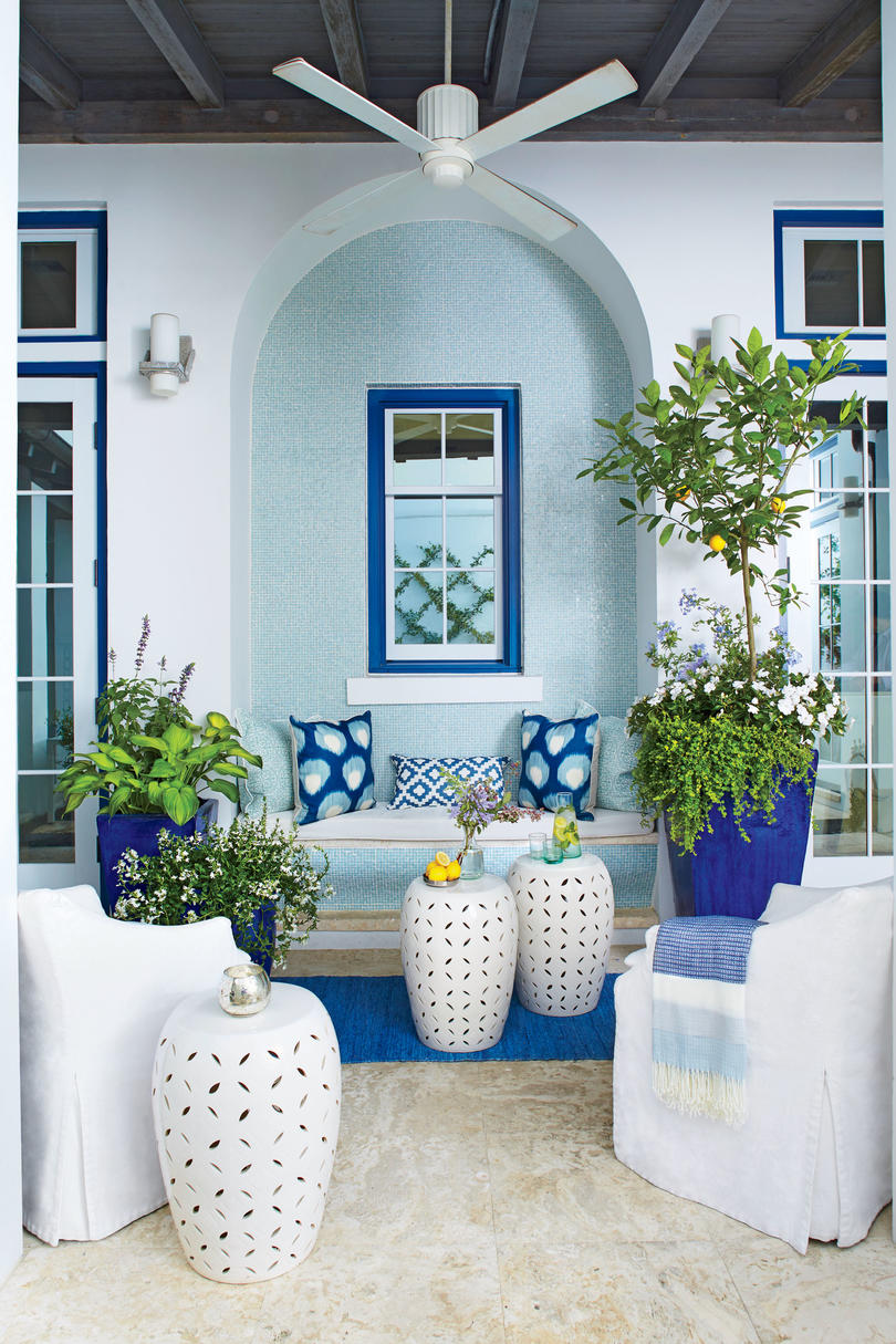Coastal Patio