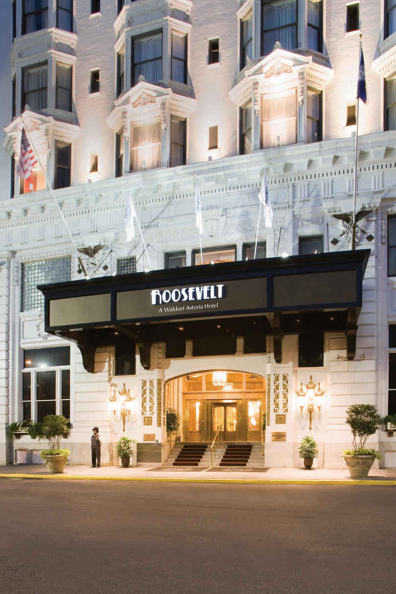 The Roosevelt