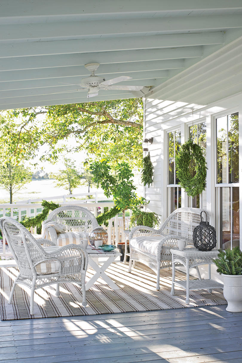 The Porch with a View Reveal