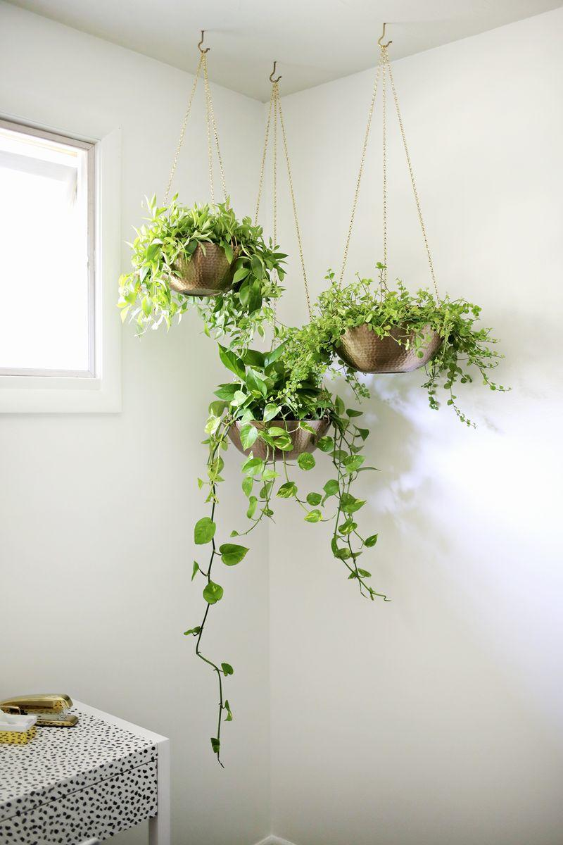 Hanging Metal Baskets
