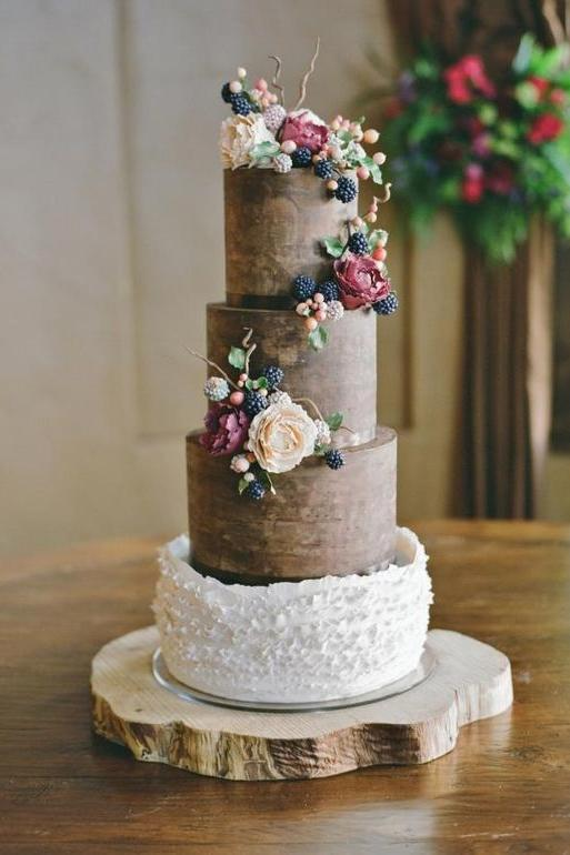 RX_1704_Fall Wedding Cakes_Rustic Elegance