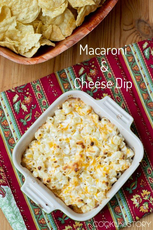 Macaroni and Cheese Dip