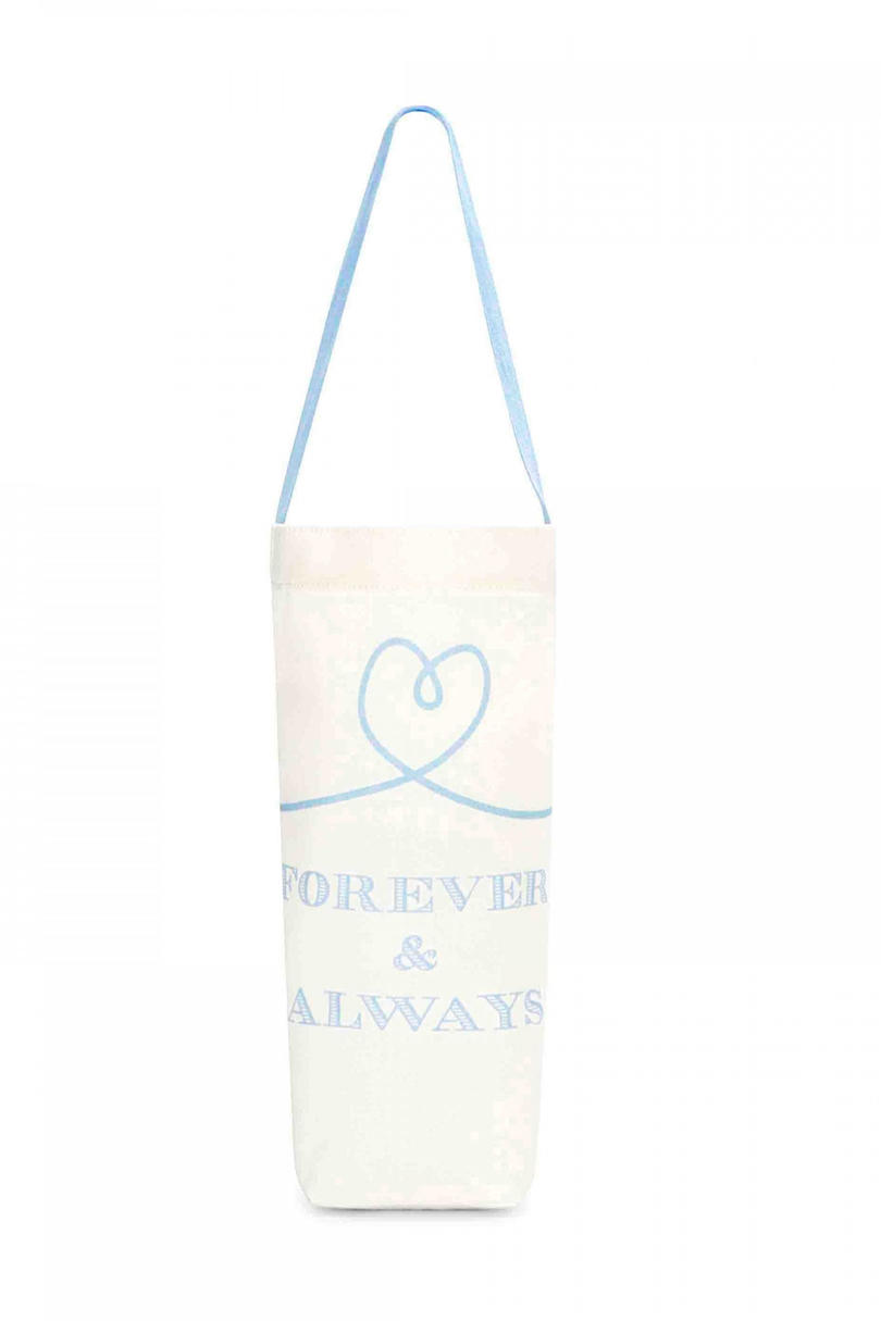 Forever & Always Wine Tote