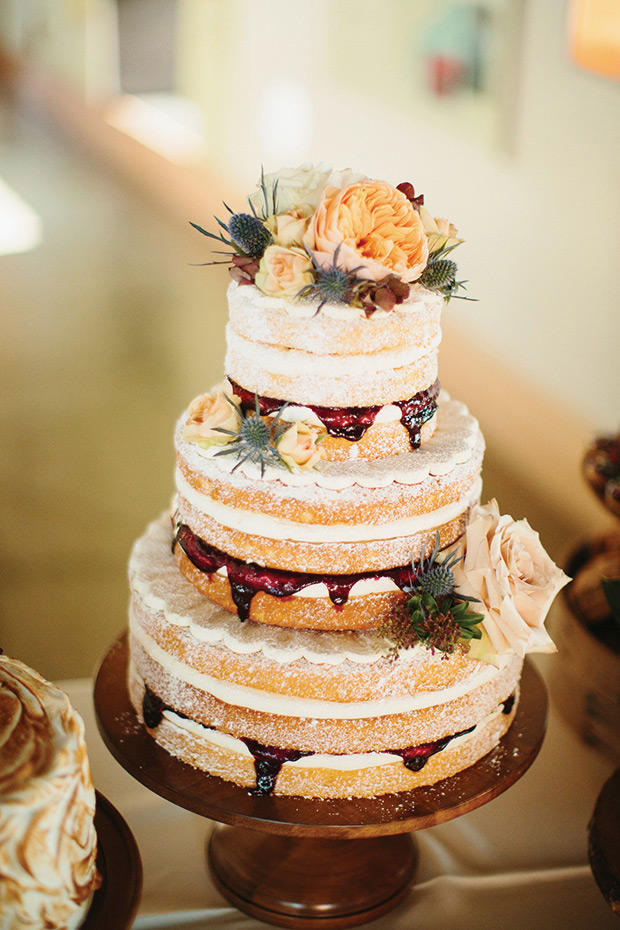 Gorgeous fall wedding cakes were drooling over southern living naked fall wedding cake junglespirit Images
