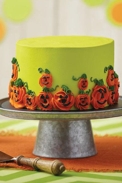 13 Ghoulishly Festive Halloween Birthday Cakes Southern Living