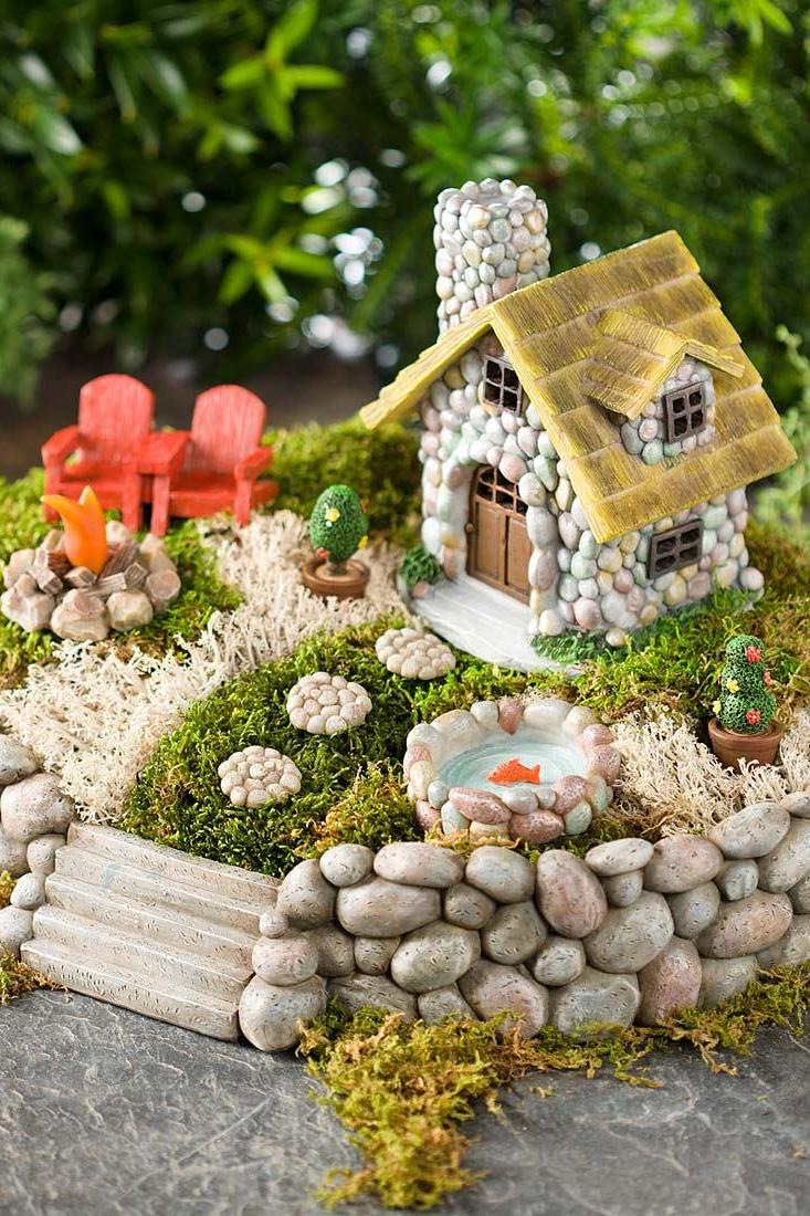 Perfect Miniature Fairy Garden Starter Kit