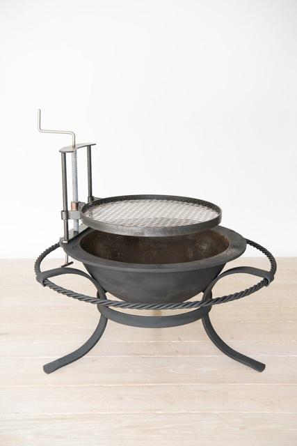 Sea Island Forge Fire Kettle