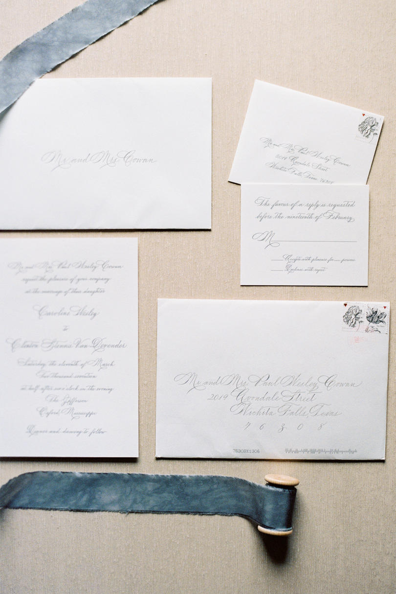 Polished Wedding Papers